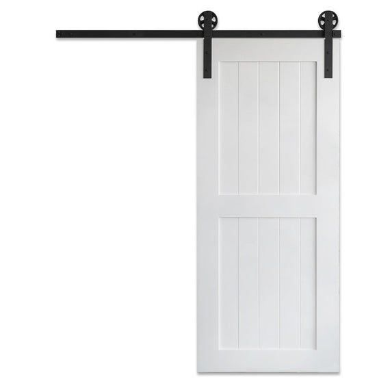 Custom Made Classic 2 Panel Sliding Barn Door Contemporary Modern Farmhouse Barn Door Interior Door 1 D In 2020 Barn Doors Sliding Interior Barn Doors Doors Interior