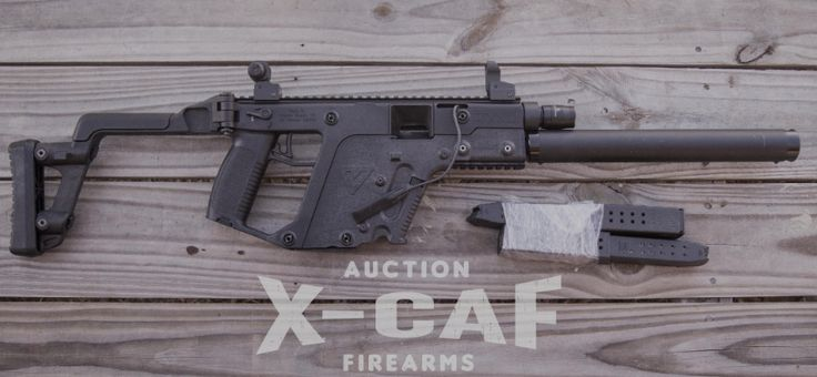 Kriss Arms Model Vector CRB/SO Semi Auto Carbine Hi CAP .45 ACP For Sale at GunAuction.com - 14412430