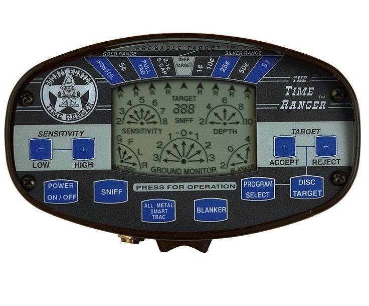 Bounty Hunter TIME RANGER Metal Detector Review