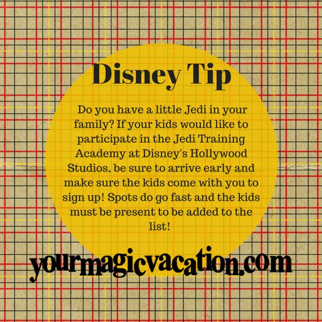 Do you have a little Jedi in your family?  #DisneyTip #StarWars
