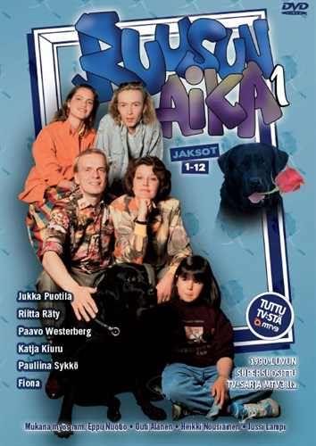 Ruusun aika TV-sarja 1990 - 1991