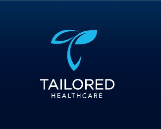 Tailored Logo design - Tailored Healthcare Price $1450.00