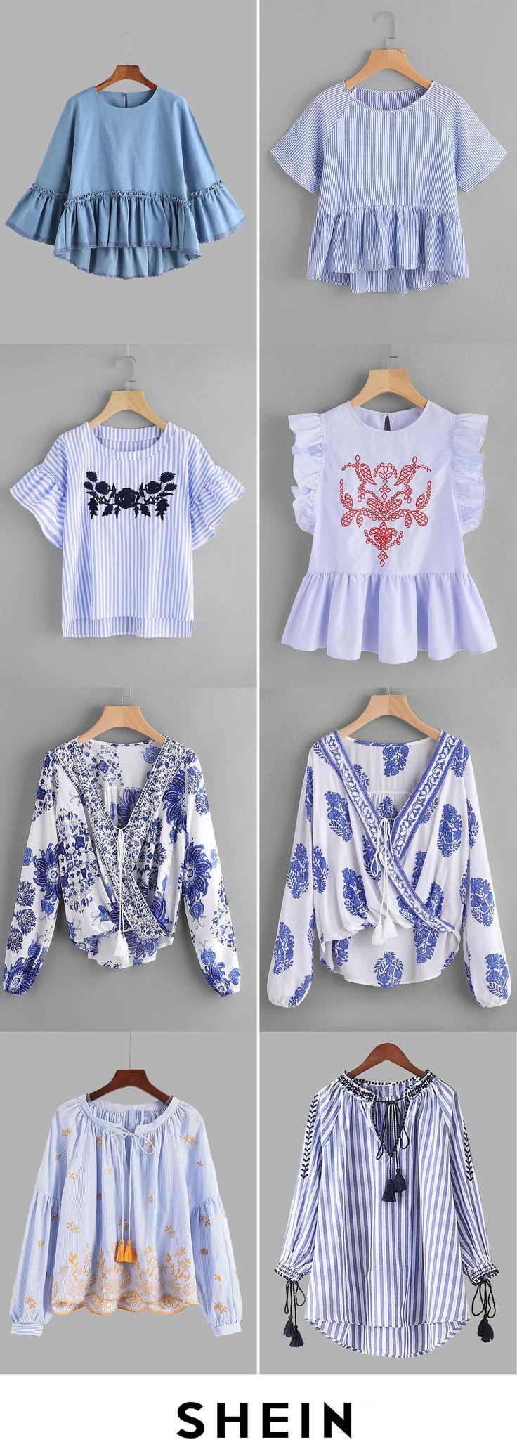Comfy & cheap blouses