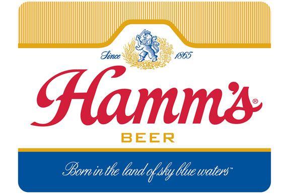 Hamm's Beer.