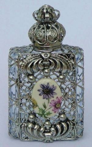 Vintage Silver Filigree