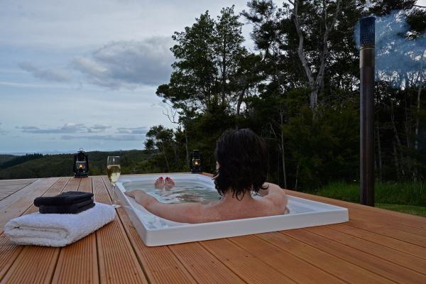 Maunga Iti, Tutukaka Coast » Canopy Camping