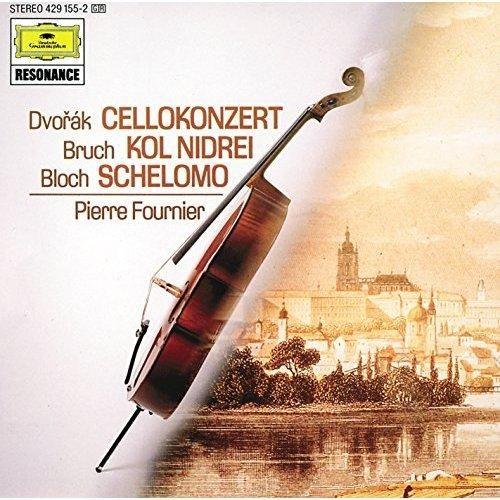 Pierre Fournier - Dvorák: Cello Concerto / Bloch: Schelomo / Bruch: Kol Nidrei