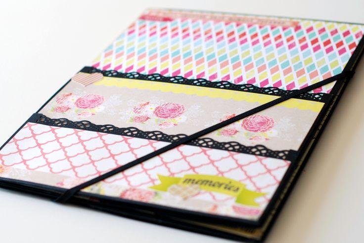 Tutorial Organizador / Album Carpeta