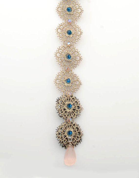 Back necklace by Sapphô by Kim Smiley - www.kimsmiley.com