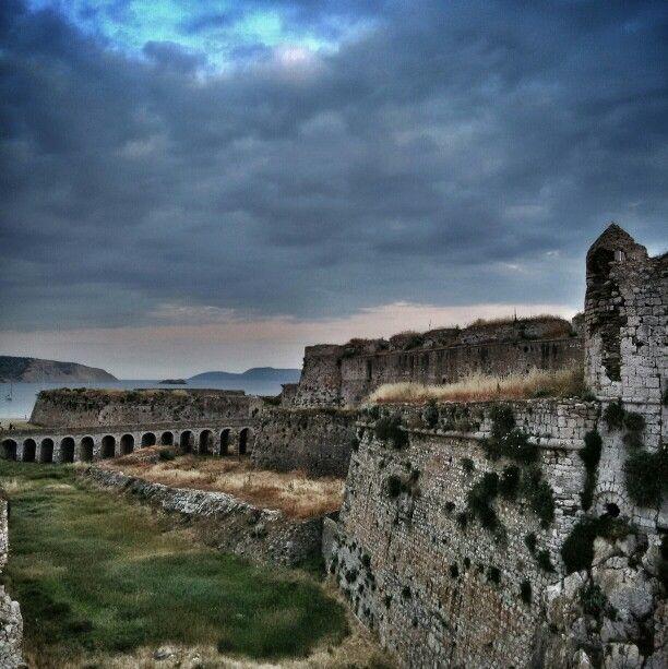 Methoni, Messinia. Greece.