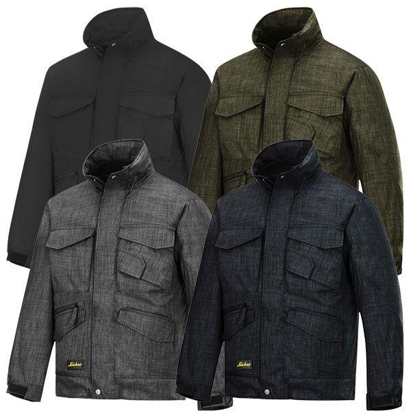 1122 Craftsmen Winter Jacket