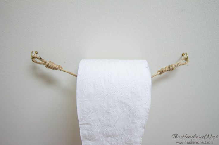 """Well, this is the Back to """"Basics"""" series. And there are not many thingsmore basic than toilet time. Am I right? Sure I am. You know it, and so do retailers. Which is why you end up paying a lot-o-cash-money for something as basic as the do-jickythat holds your TP. Just go to your favorite …"""