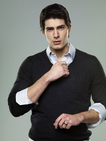 Brandon Routh he should have been Super Man again