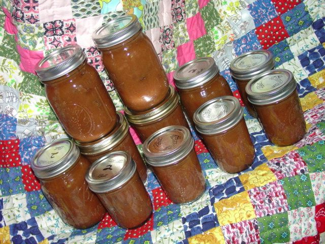Making apple butter is a wonderfully slow process that fills the home with an aroma I love. I am using Stayman apples right now, but there are many different cooking apples that can be used to make...