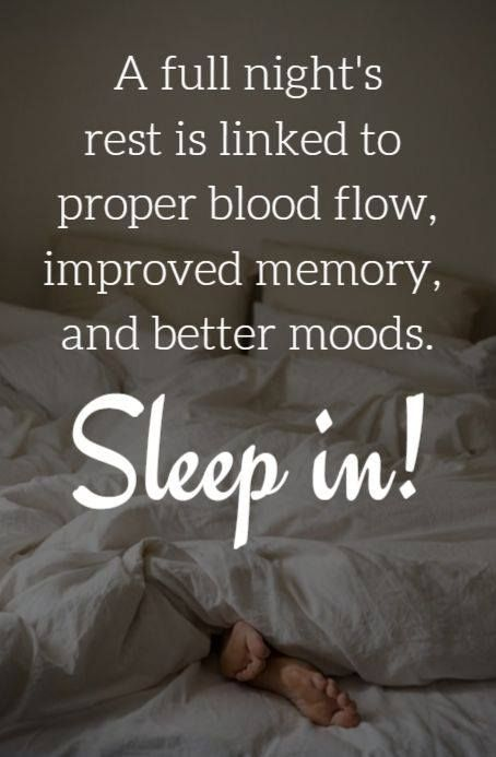 Don't feel bad about hitting the snooze button every once in a while.