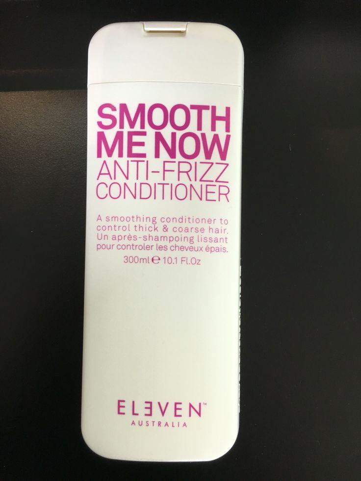 Smooth me Now Conditioner Uptown Hair Studio Eleven Stockist
