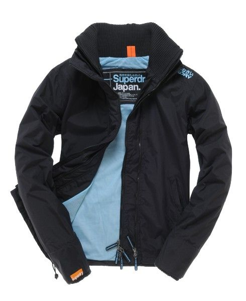 Superdry: Technical Windcheater