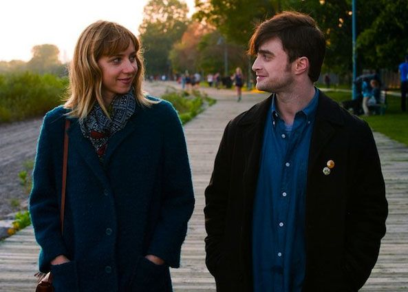 'What If' Stars Daniel Radcliffe and Zoe Kazan Discuss Romance and Relationships