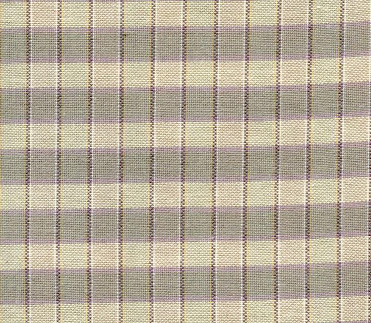 Toile Carreaux 6138 -Beige : cotton gingham check. Marvic Textiles