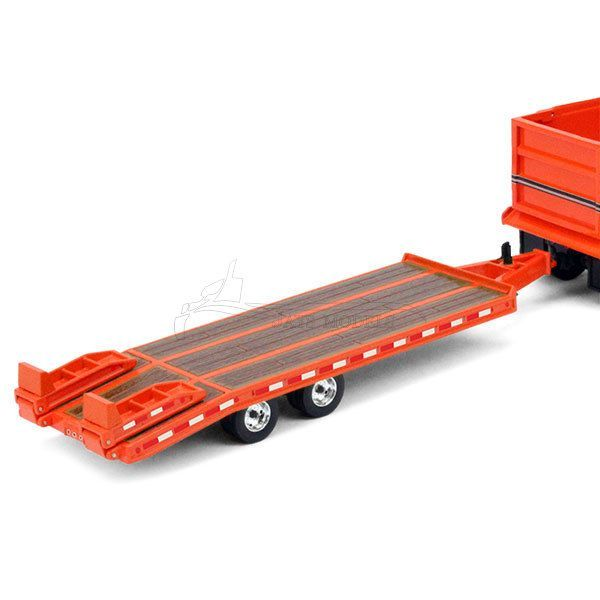 Beavertail Trailer in 1:50 Scale By First Gear 50-3377 Other Colors Include Black, White, Yellow, Silver, Red..