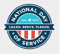 Blog with volunteer ideas for kids on the National Day of Service