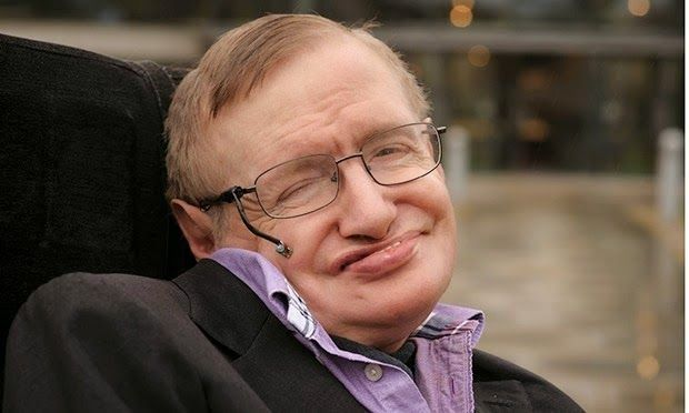 Stephen Hawking One of Buddhism's Three Poisons threatens us all - Wise Thinks