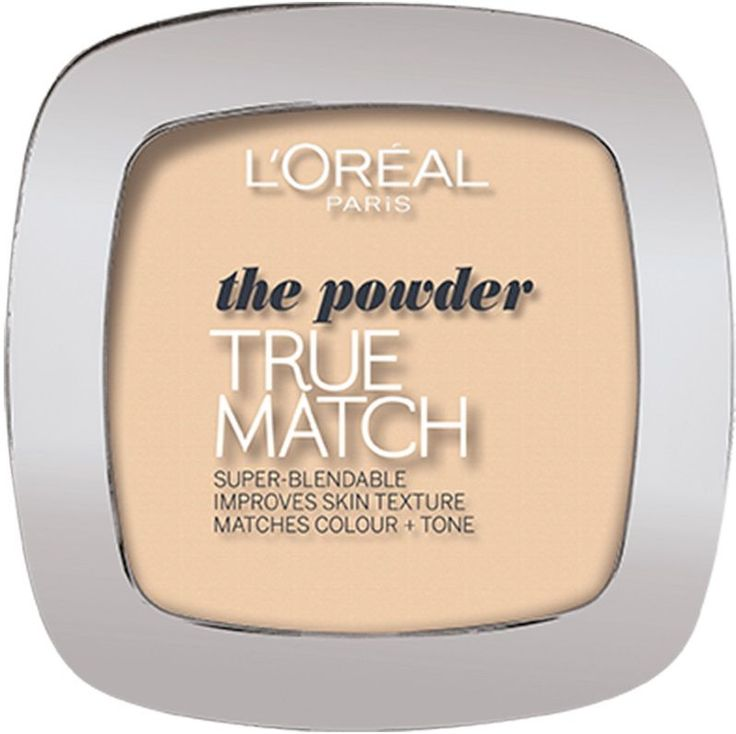 Loreal Paris Fondöten True Match Powder C1 / R1 Pudra