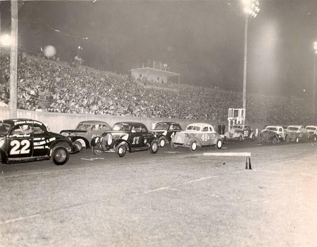 1950 style, Gray and NASCAR on Pinterest