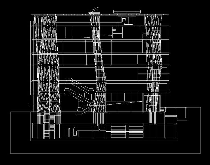 Les 8 meilleures images du tableau sendai mediatheque toyo for Architecture celebre