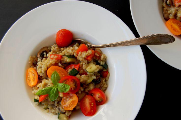 Gezonde risotto is lekker, gezond en voedzaam. Bovendien is dit recept makkelijk te maken. Lees hier hoe je zelf aan de slag kunt gaan!