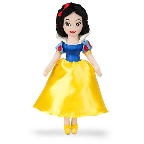 Snow White Mini Bean Bag Plush Doll - 12''   Plush   Disney Store
