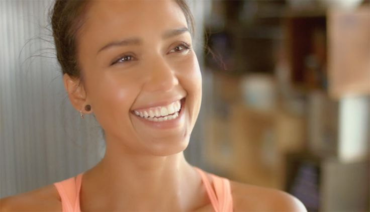Jessica Alba's Morning Workout Is A Sight To Behold