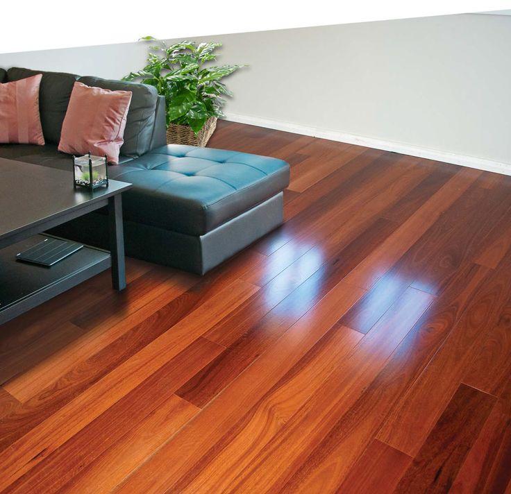 Naturally Australian Platinum timber flooring - Colour: Jarrah