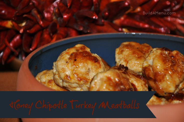 Chipotle Turkey Meatballs Find this and many other budget friendly ...