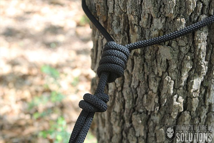 Knot of the Week: Tying a Barrel Knot for Single Line Rappelling