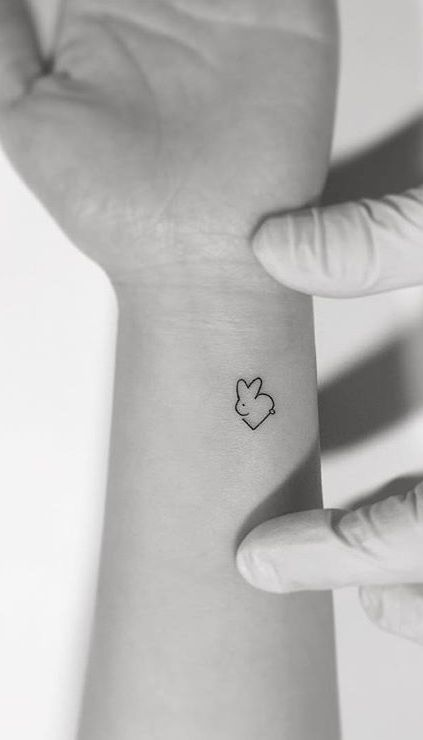 75 More Small Tattoo Ideas from Playground Tattoo