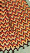 Chevron Afghan | Free Crochet Patterns