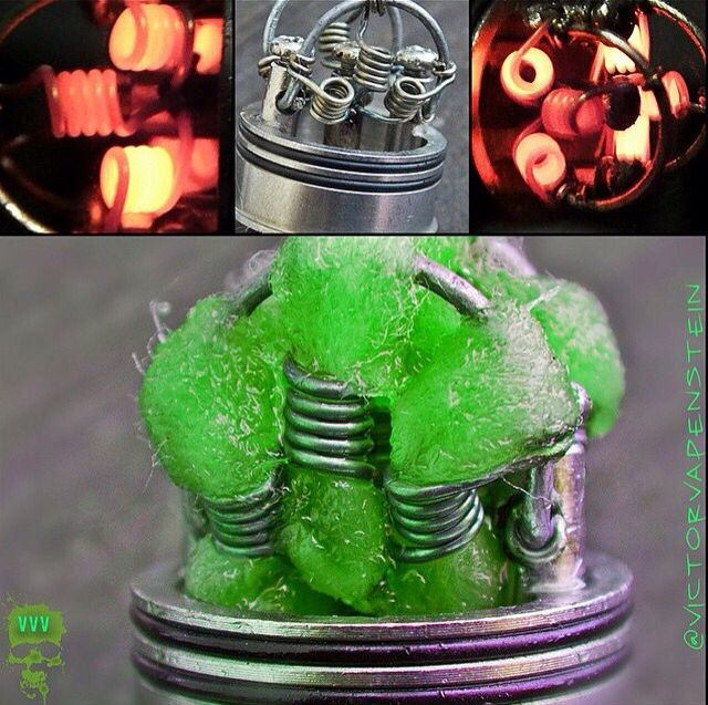 how to build your own coils for vape