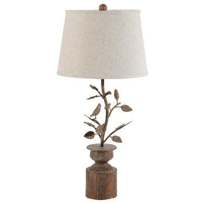 Hawthorn Birds Lamp.