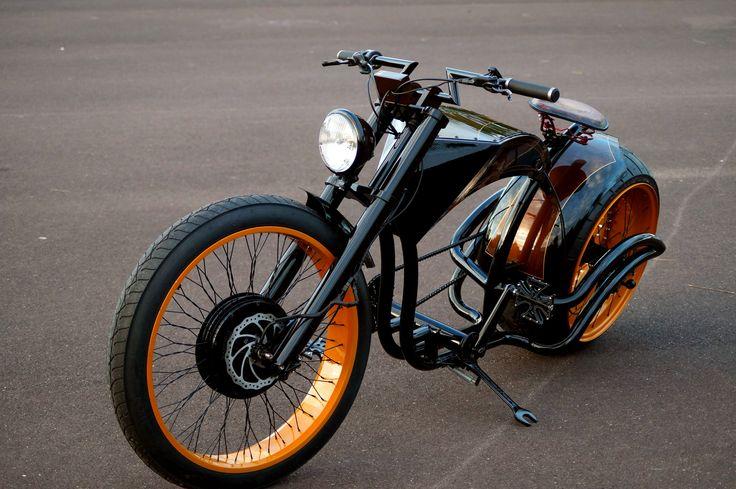 Www Roeder Bikes De E Bikes Lowrider Bicycle Bike Design Custom Bicycle