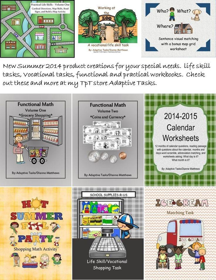 92 best life skills images on Pinterest | Life skills classroom ...