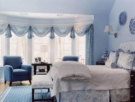 Бело- голубой интерьер для Вашего интерьера. #Голубой #цвет в интерьере вызывает приятные ассоциации. Ведь любуясь такими красотами, человек испытывает покой и умиротворенность. Находясь в комнате, оформленной в такой #цветовой гамме, люди испытывают желание погрузиться в приятные воспоминания. Голубой цвет вызывает ощущение беззаботности и покоя, чистоты и благополучия. Где применять голубой цвет. #Голубой цвет можно использовать в совершенно разных, по назначению, комнатах. #Интерьер…