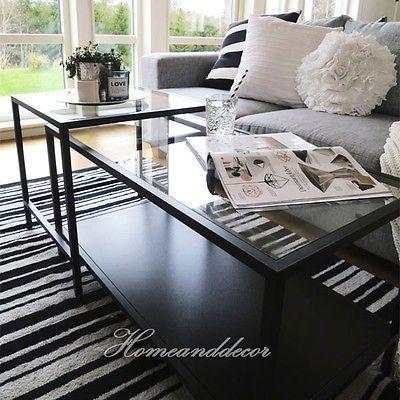 Ikea Vittsjo Coffee Table Google Search Heima Pinterest Coffee
