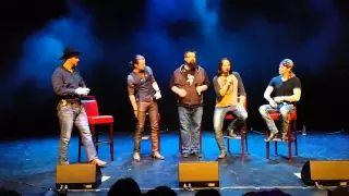 Home Free - Don't it Feel Good & Colder Weather (Live at St Andrews) - YouTube