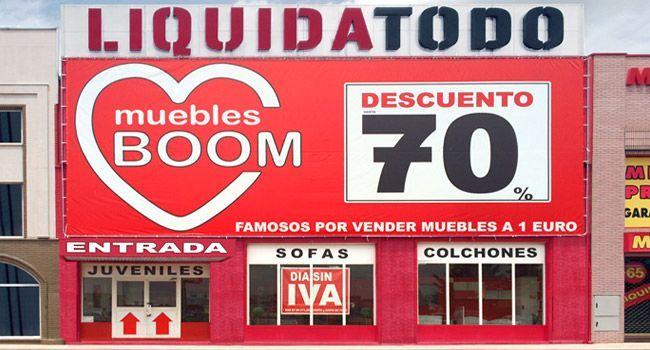 Tienda De Muebles Boom En Leon Carretera Leon Astorga Km 2 8