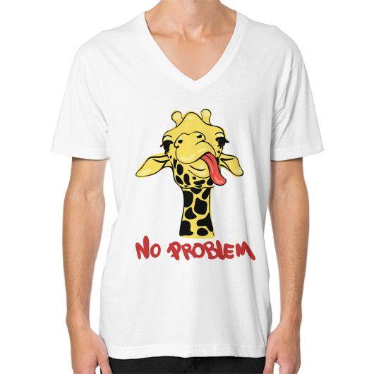 V-Neck Man - No Problem