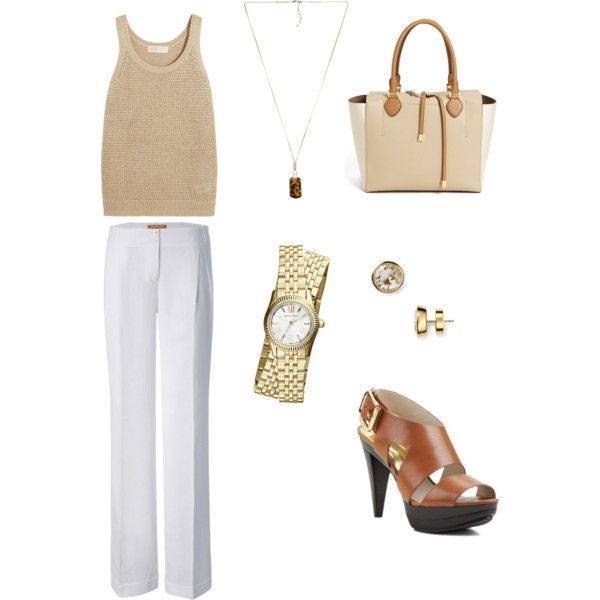 Michael Kors casual cruise outfit