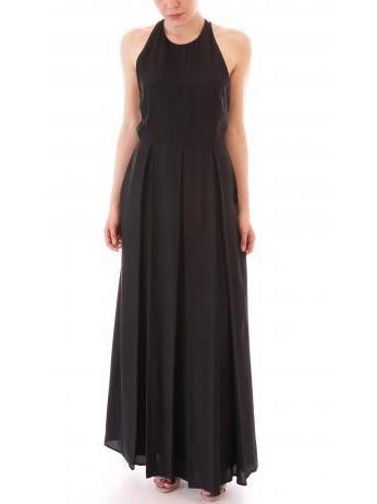 Aniye By - Racerback long dress in black