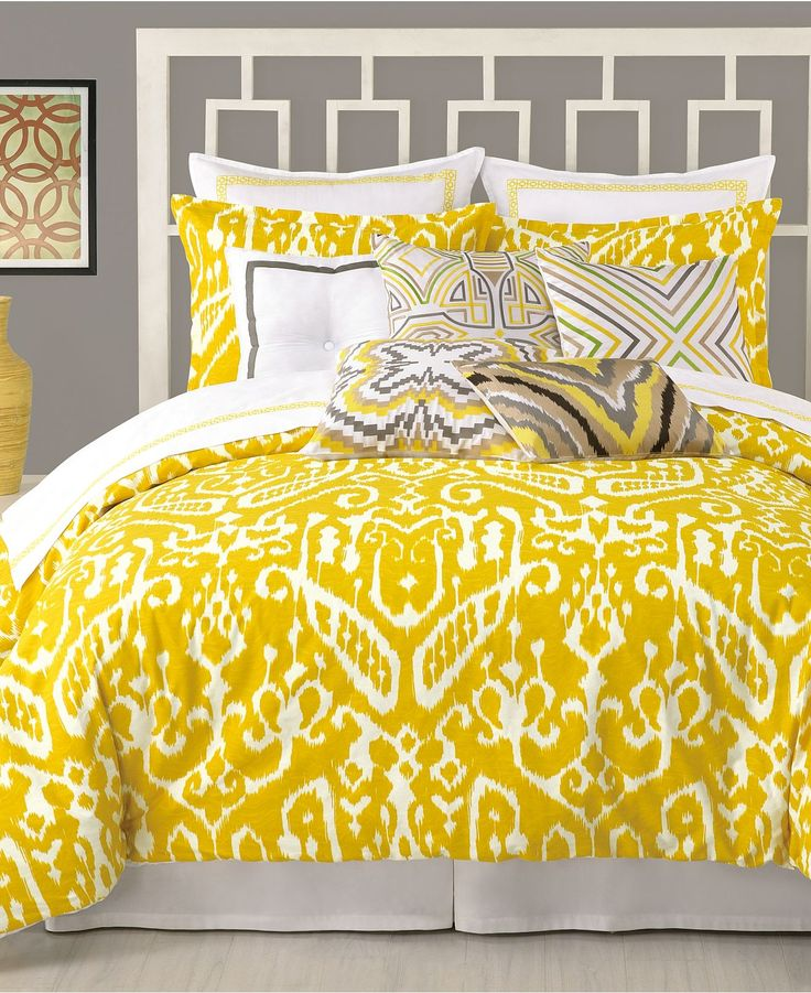 Trina Turk Bedding, Ikat Comforter And Duvet Cover Sets   Bedding  Collections   Bed U0026