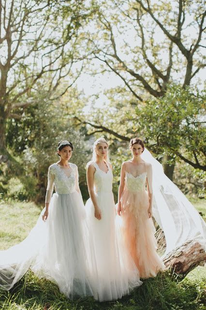 Natalie Chan Presents: 'Yours Ethereally' Bridal Collection.   | Mocha, Britt, Caitlyn from 62 Models | Bobbi Brown | Greta Kenyon Photography | Style Me Pretty | Couture Wedding | One-off | Cartier For Flowers | Bespoke Bridal | Wedding Inspiration | Dream Wedding Dress |